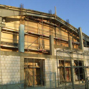 Erweiterungsbauten
