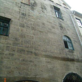 Fassadensanierung Hofapotheke Coburg