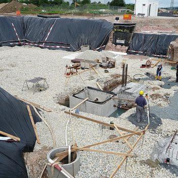 Neubau Energiezentrale Coburg
