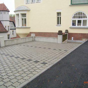 Parkdeck Marienstraße