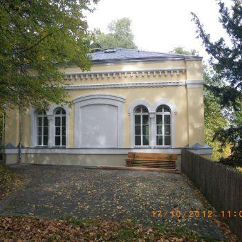 Sanierung neuromanisches Bestandsgebäude Coburg