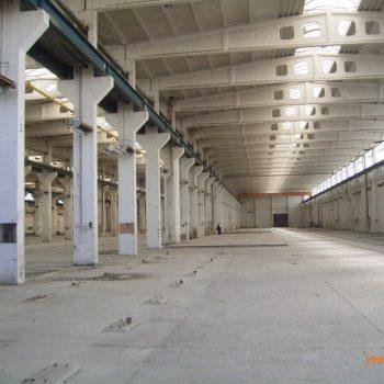 Einbau Zentrallager Berlin
