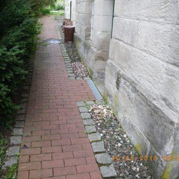Teilsanierung Villa gothischer Historismus Coburg